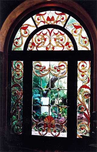 View Stained & Leaded Glass Work From Stained Glass Westlake Village and Silva Glassworks